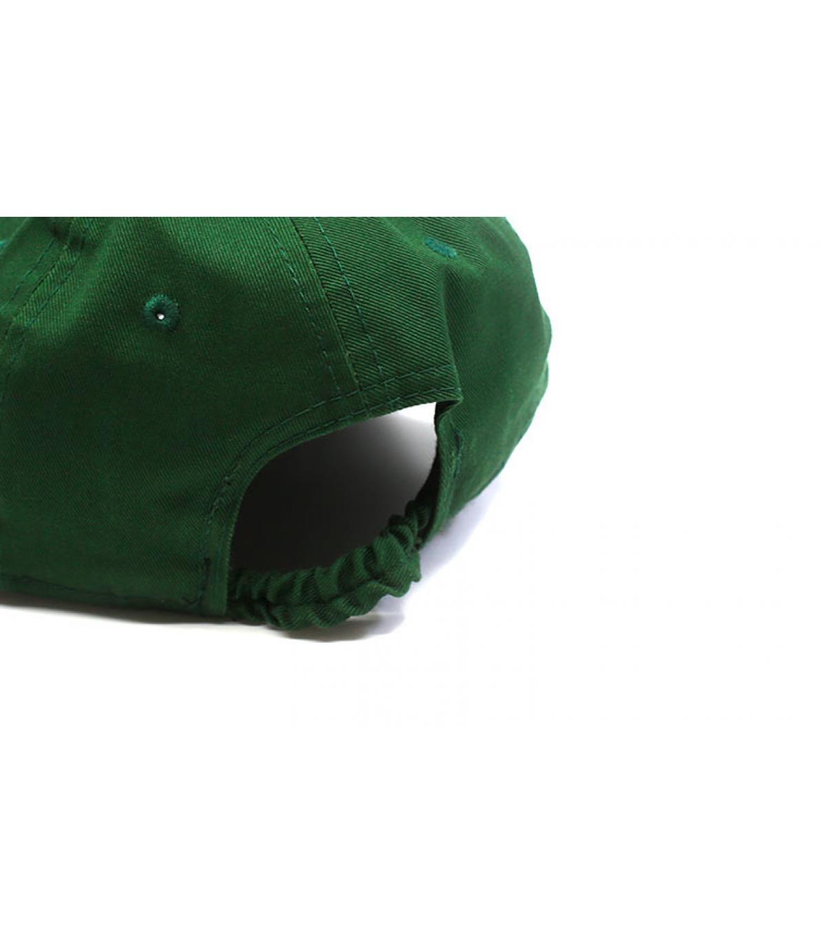 Détails Casquette bébé League Ess NY green black - image 5