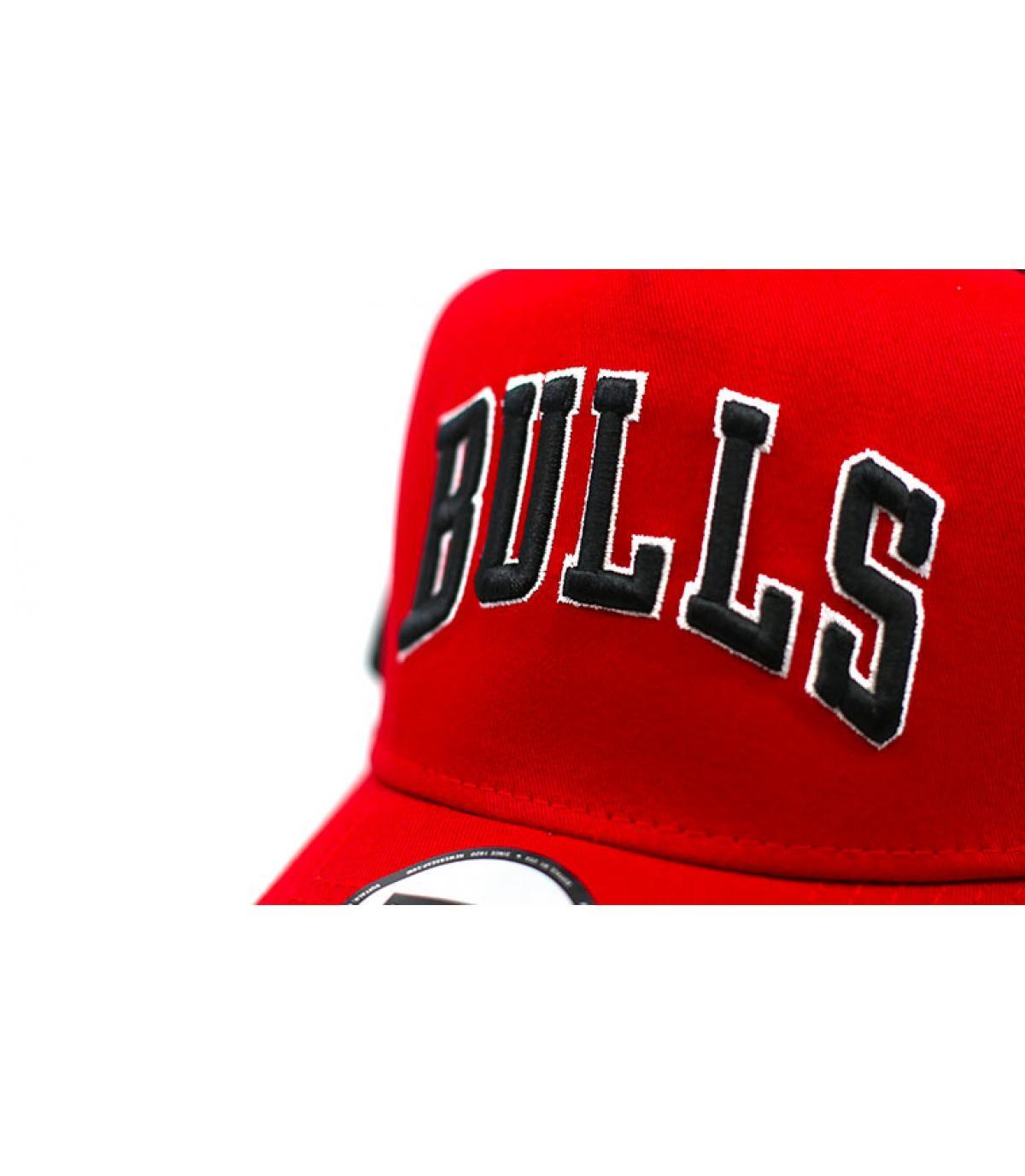 Détails Trucker Enfant Reverse Team Bulls - image 3