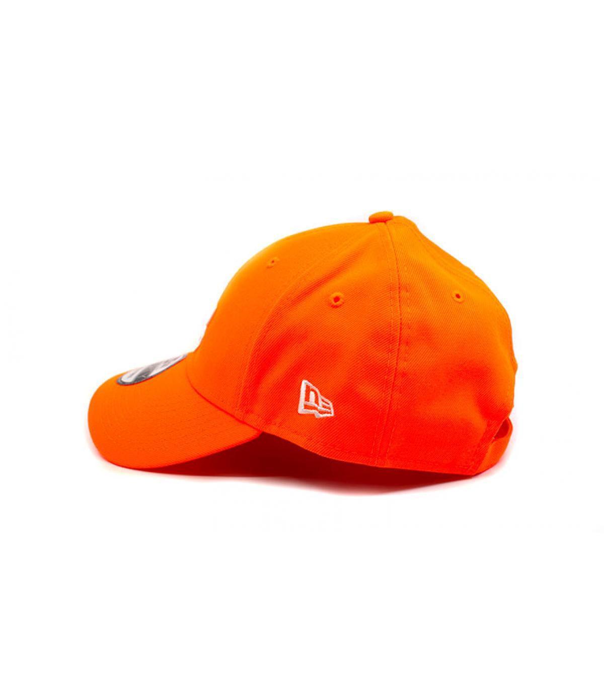 Détails Casquette Neon LA League Ess 940 orange white - image 4