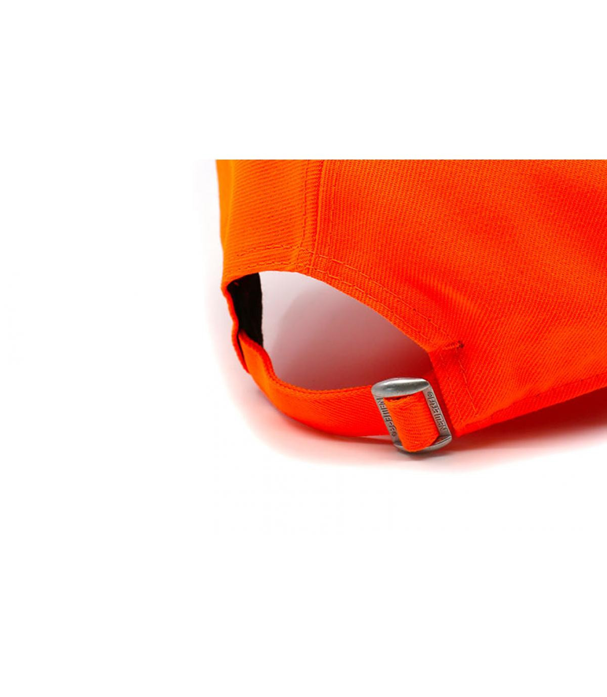 Détails Casquette Neon LA League Ess 940 orange white - image 5