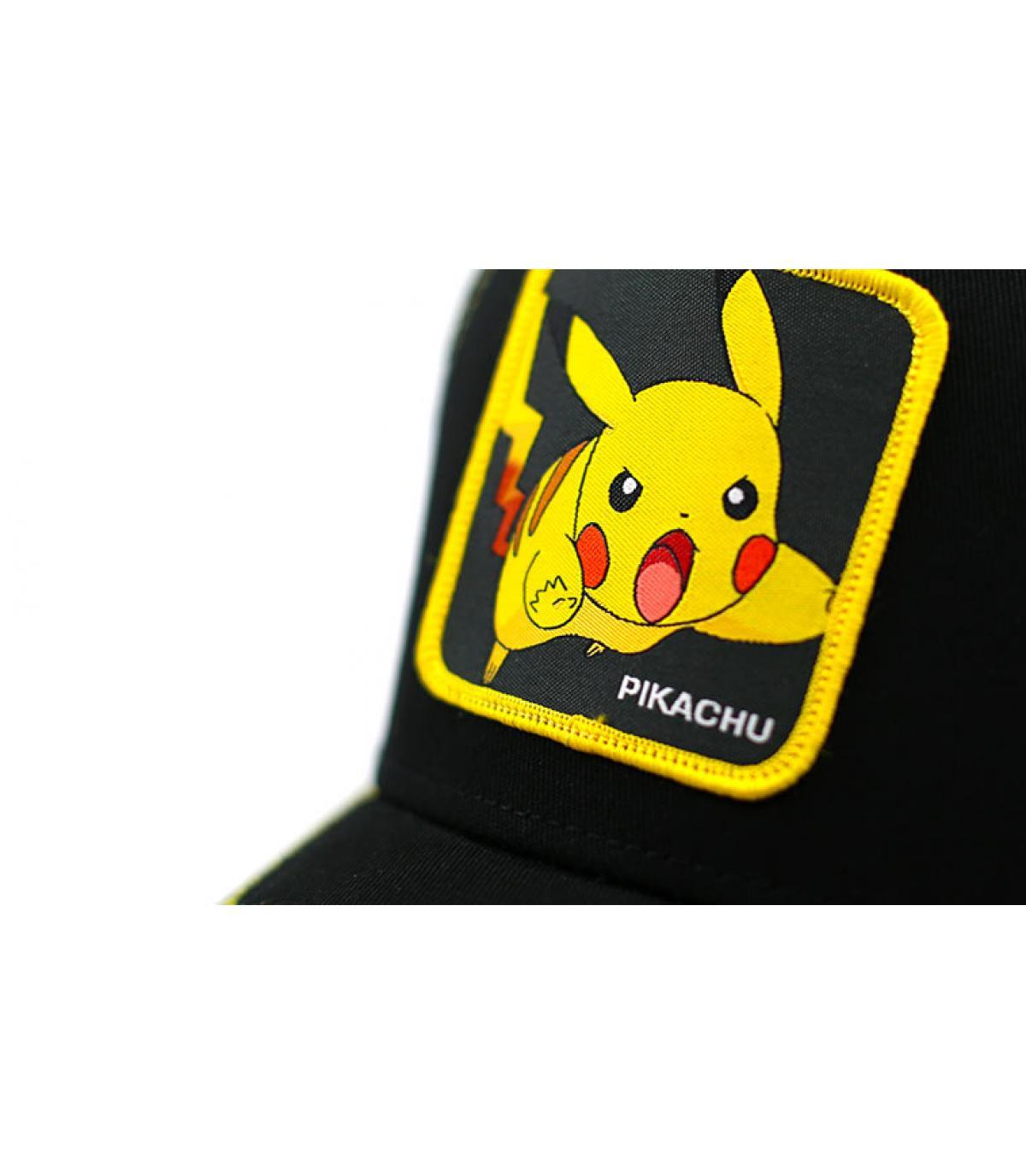 Détails Trucker Pokemon Pikachu - image 3