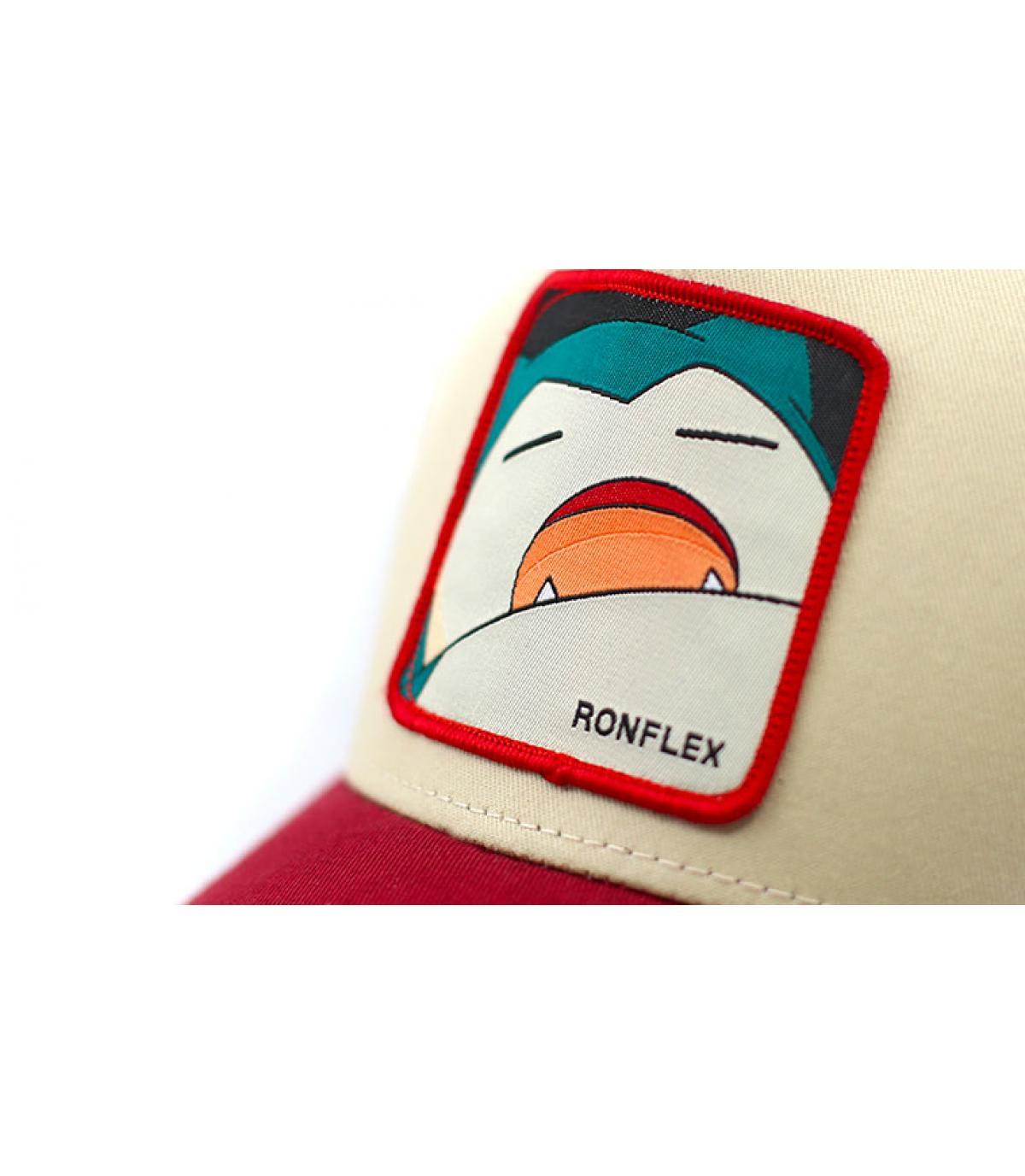 Détails Trucker Pokemon Ronflex - image 3
