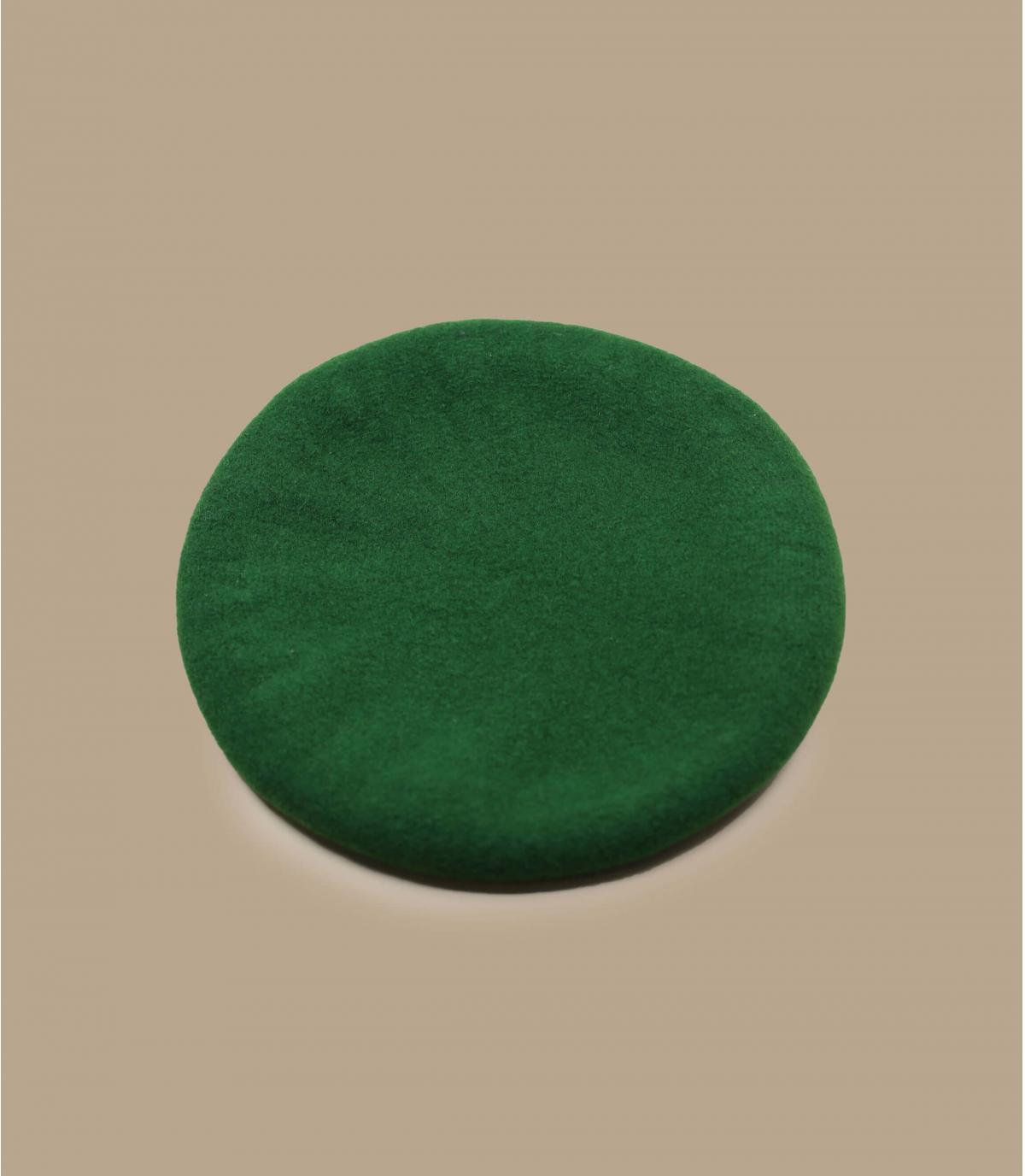 Détails Béret Commando vert légion - image 2