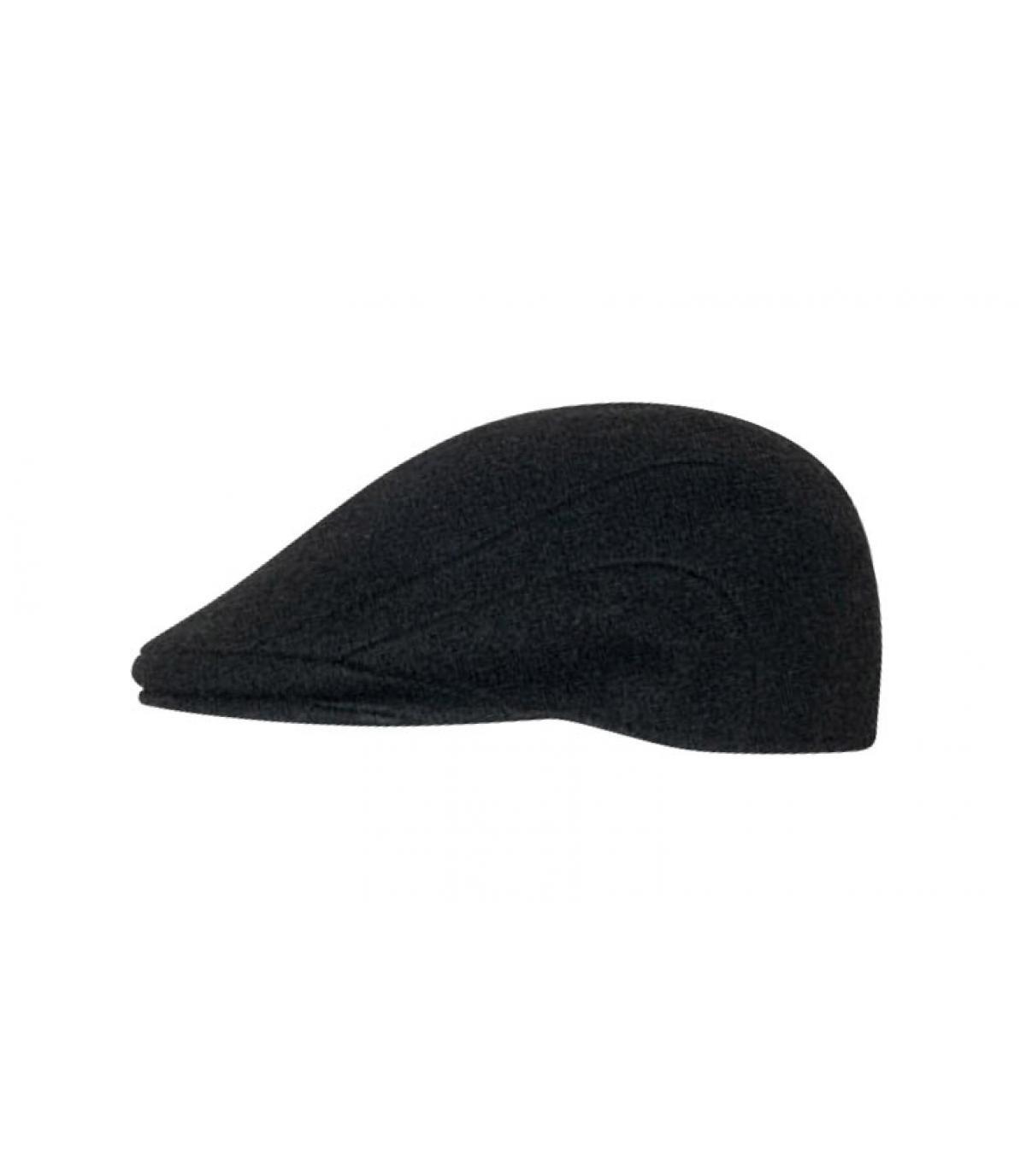 Détails 507 wool noir - image 2