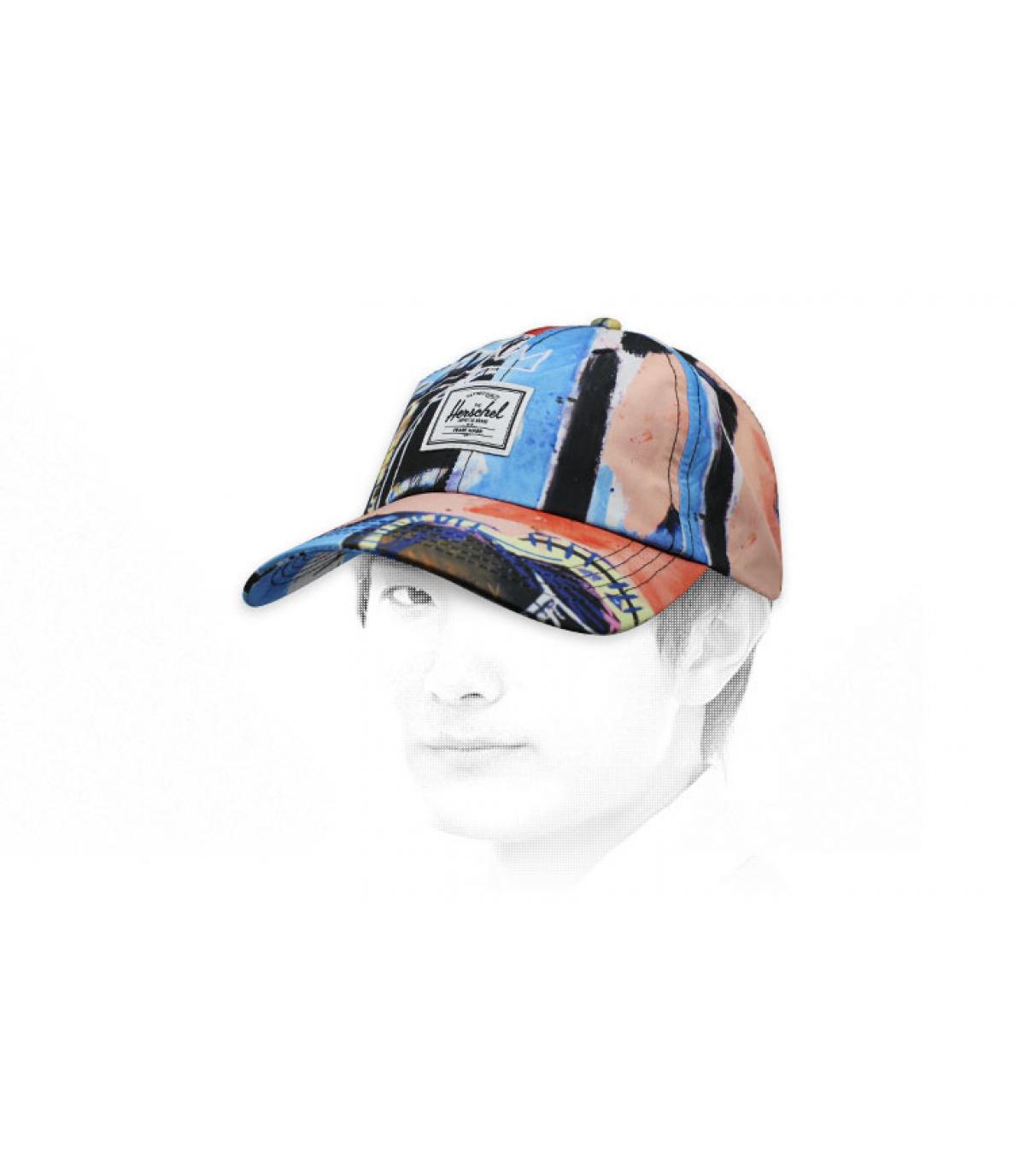 casquette Basquiat
