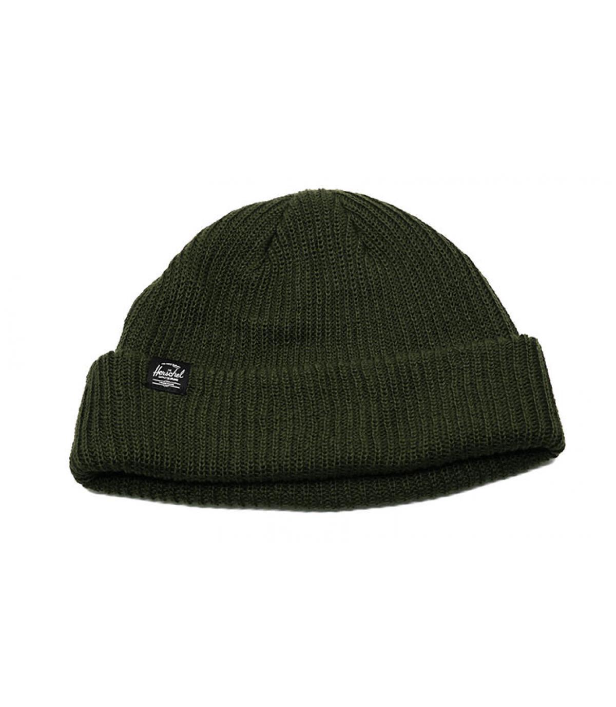 bonnet docker vert Herschel