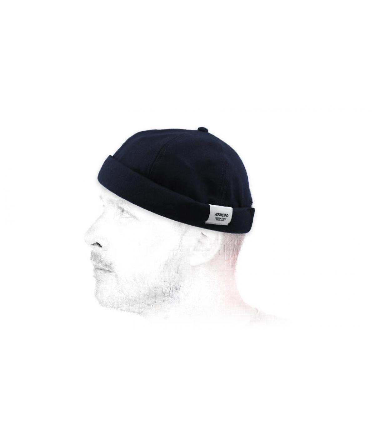 bonnet docker marine Wemoto