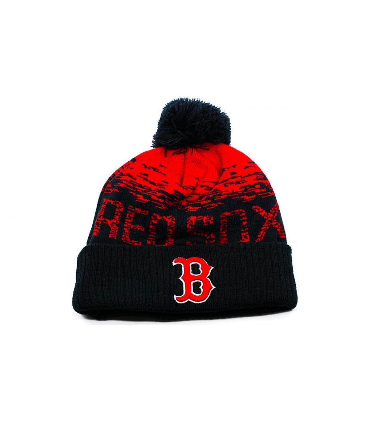 Détails Bonnet MLB Sport Knit Boston - image 2