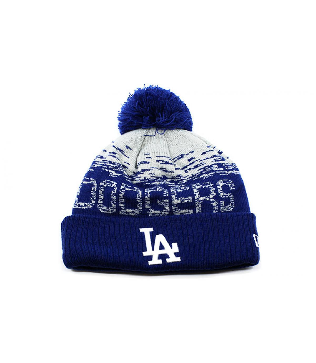 Détails Bonnet MLB Sport Knit LA - image 2