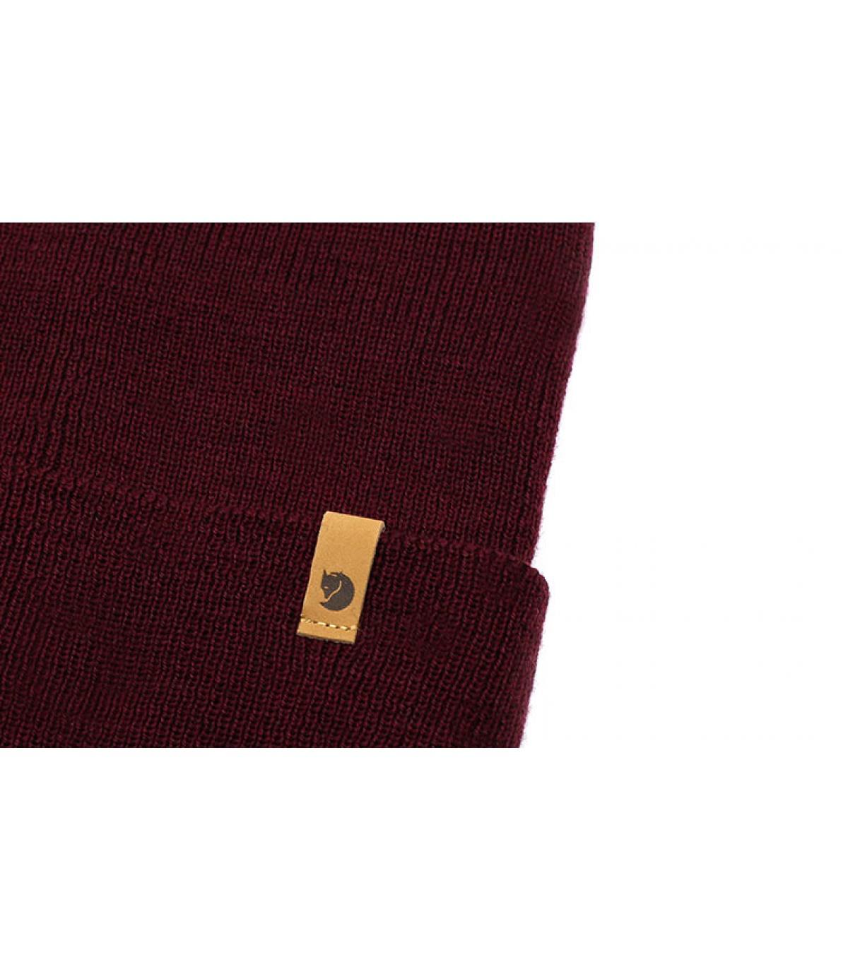 Détails Classic Knit dark garnet - image 3