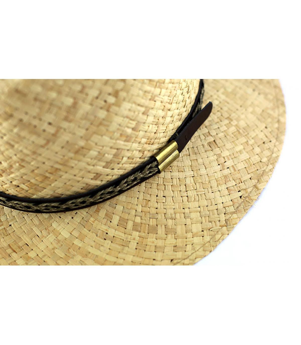 chapeau paille naturel homme torino djakarta. Black Bedroom Furniture Sets. Home Design Ideas