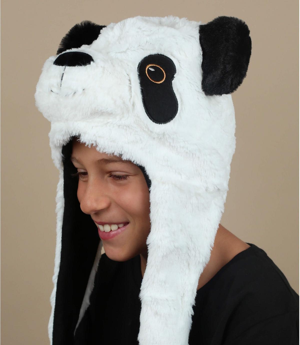 chapka panda enfant