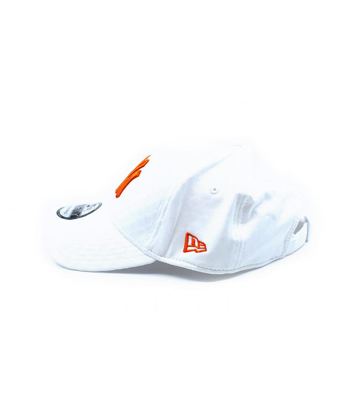 Détails Casquette Dry Switch NY 940 white rust - image 4