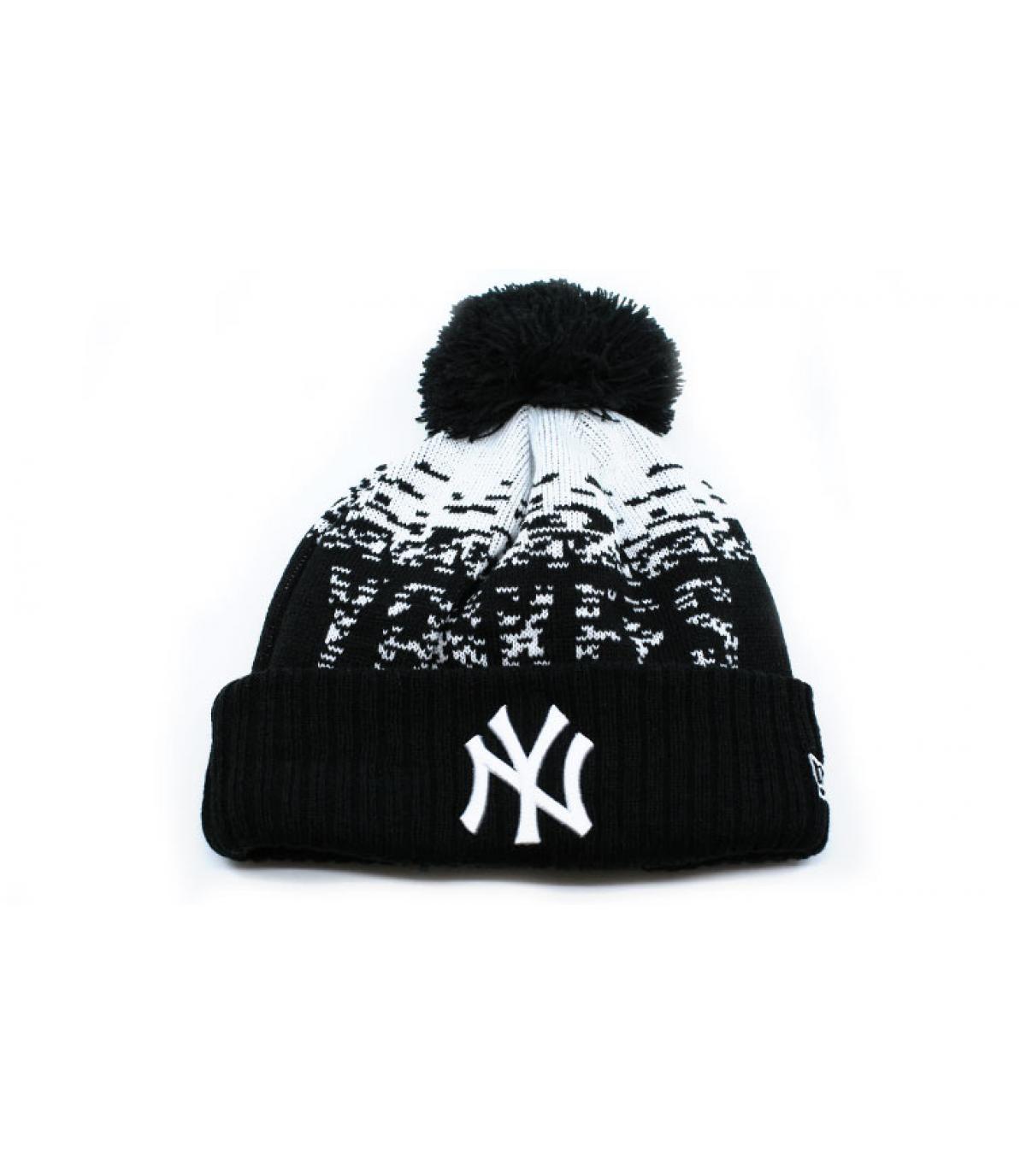 Détails Bonnet Kids NY MLB Sport Knit - image 2