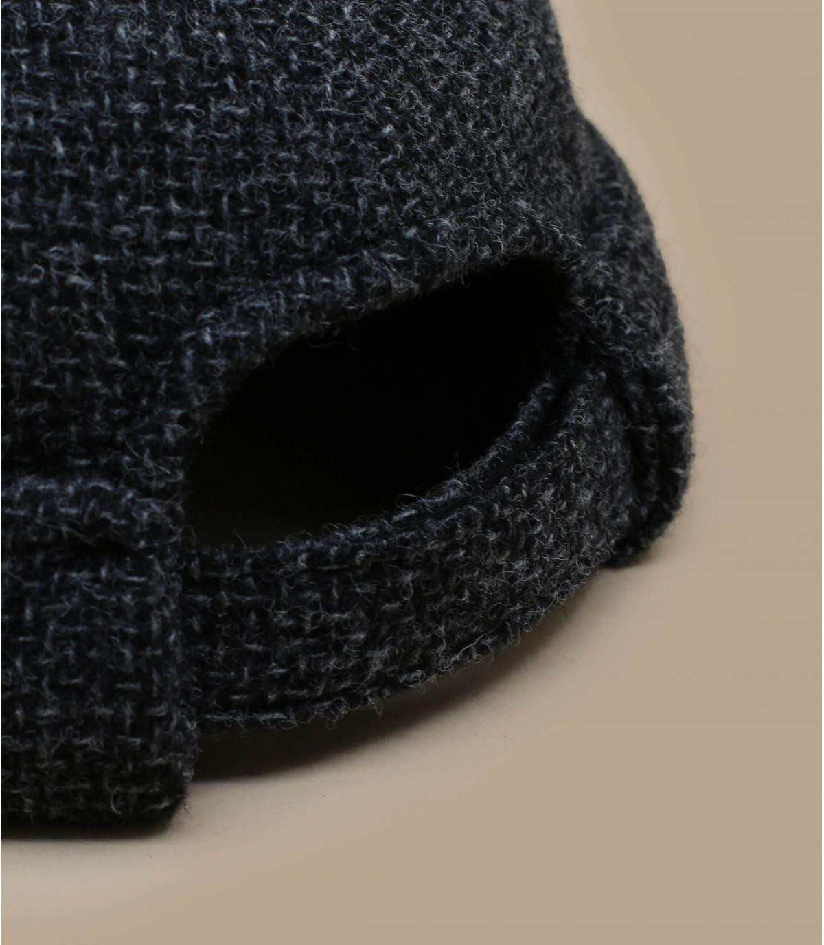 Détails Docker Wool grey - image 2