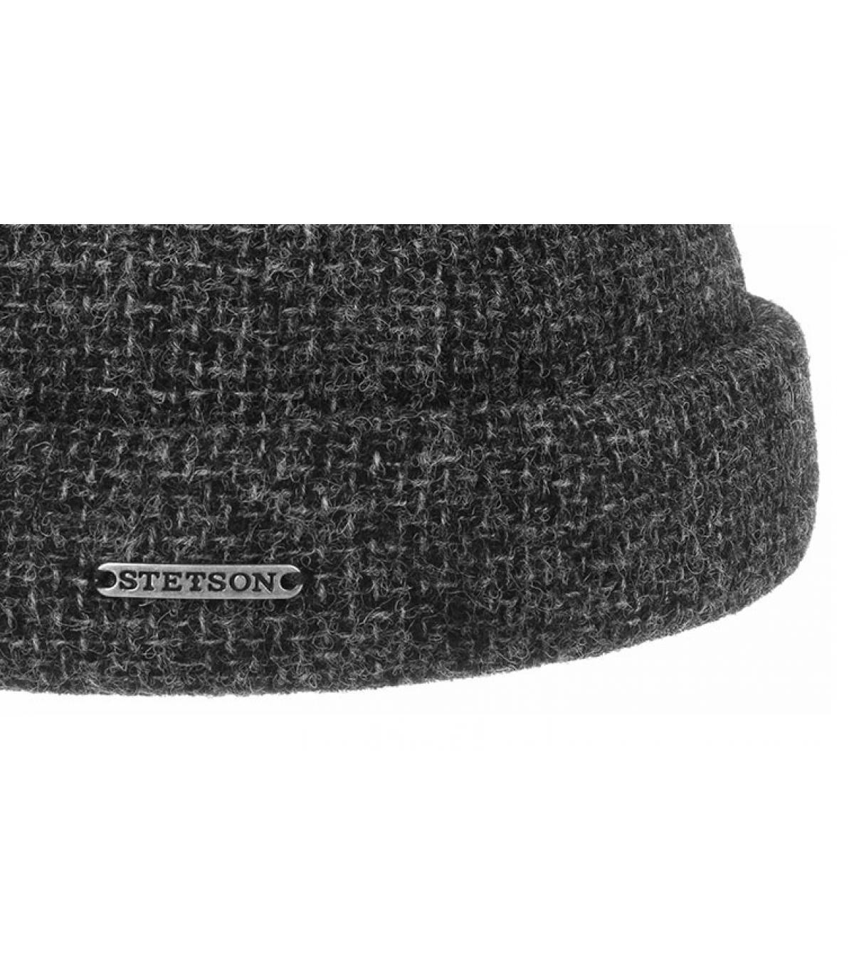 Détails Docker Wool grey - image 3