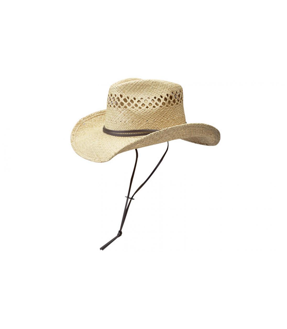 prix raisonnable commercialisable frais frais Chapeau femme Larimore raffia