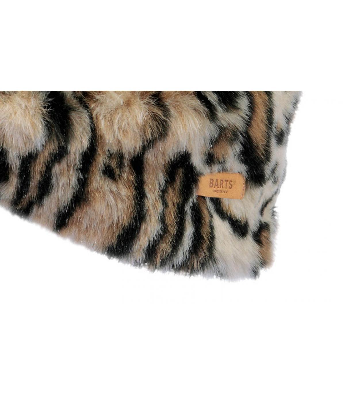 Détails Aster Headband leopard - image 3