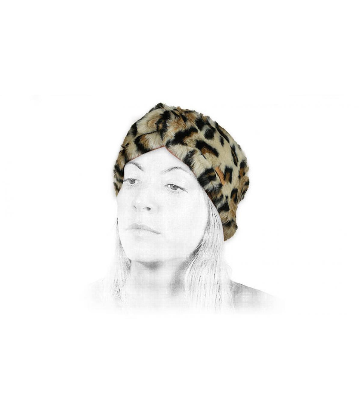 Détails Aster Headband leopard - image 4