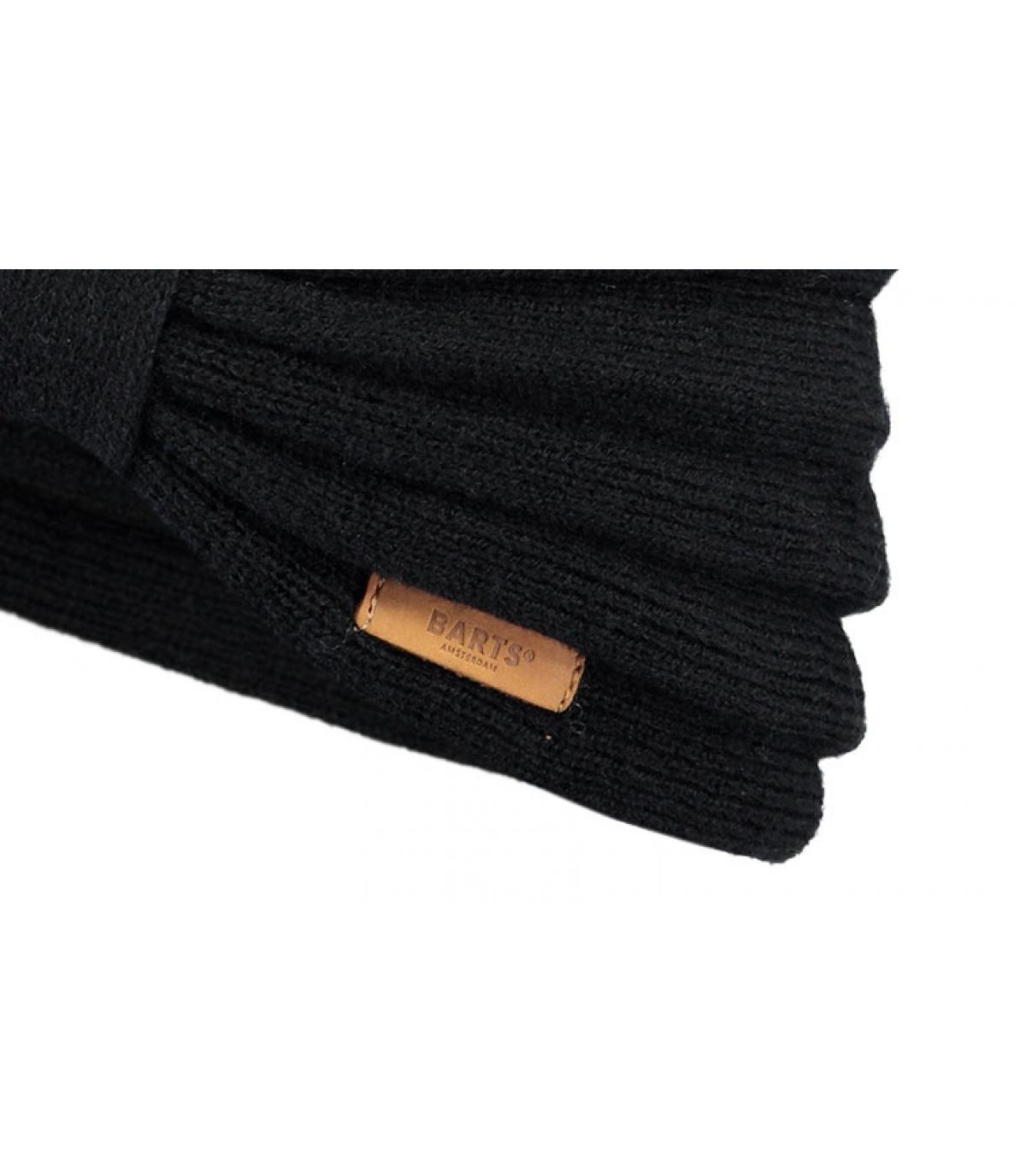 Détails Zitoun Headband black - image 3