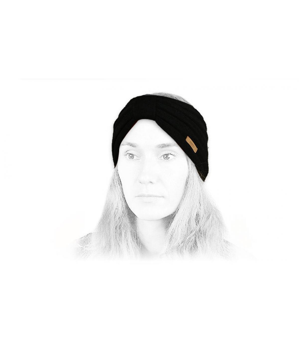 Détails Zitoun Headband black - image 4
