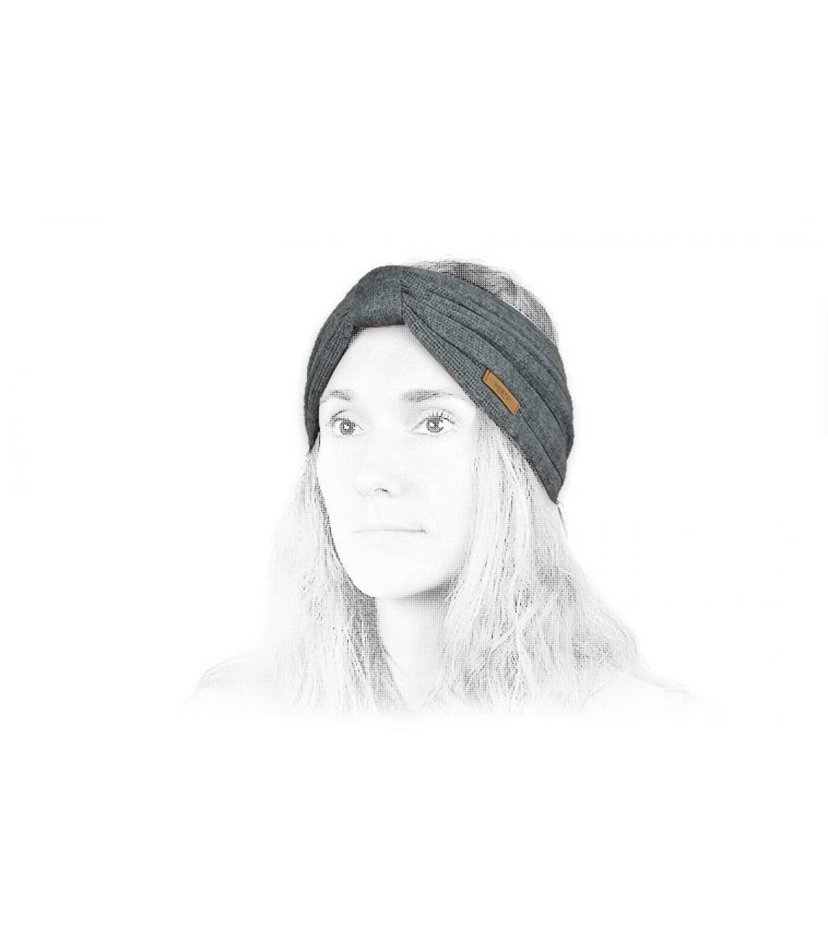 Détails Zitoun Headband heather grey - image 4