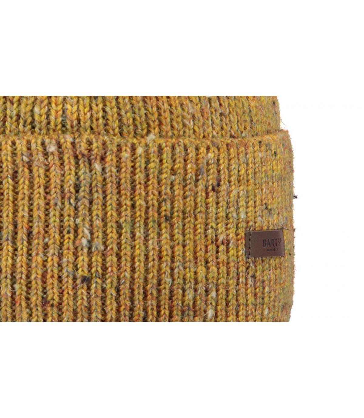 Détails Callac Beanie yellow - image 3