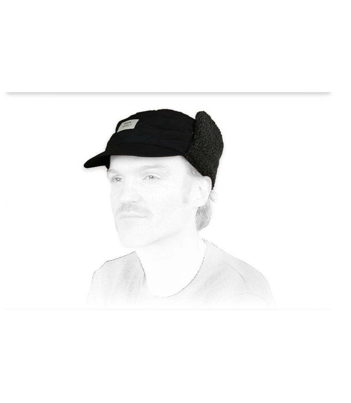 Détails Aspen Cap black - image 4