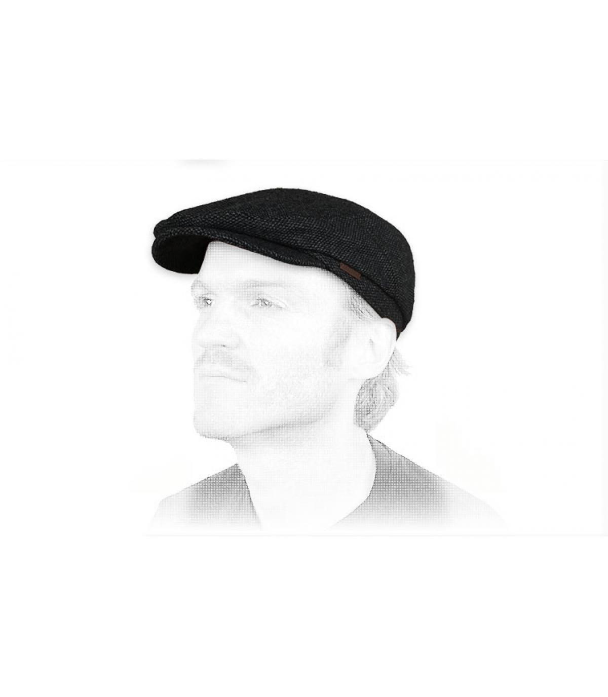 Détails Oslo Cap black - image 4