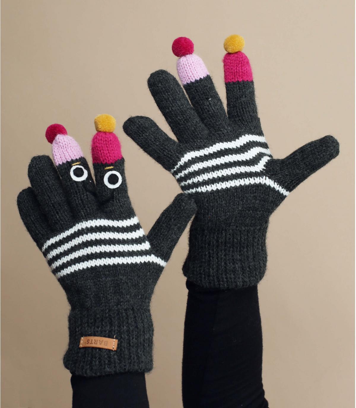 gants enfant marionnettes