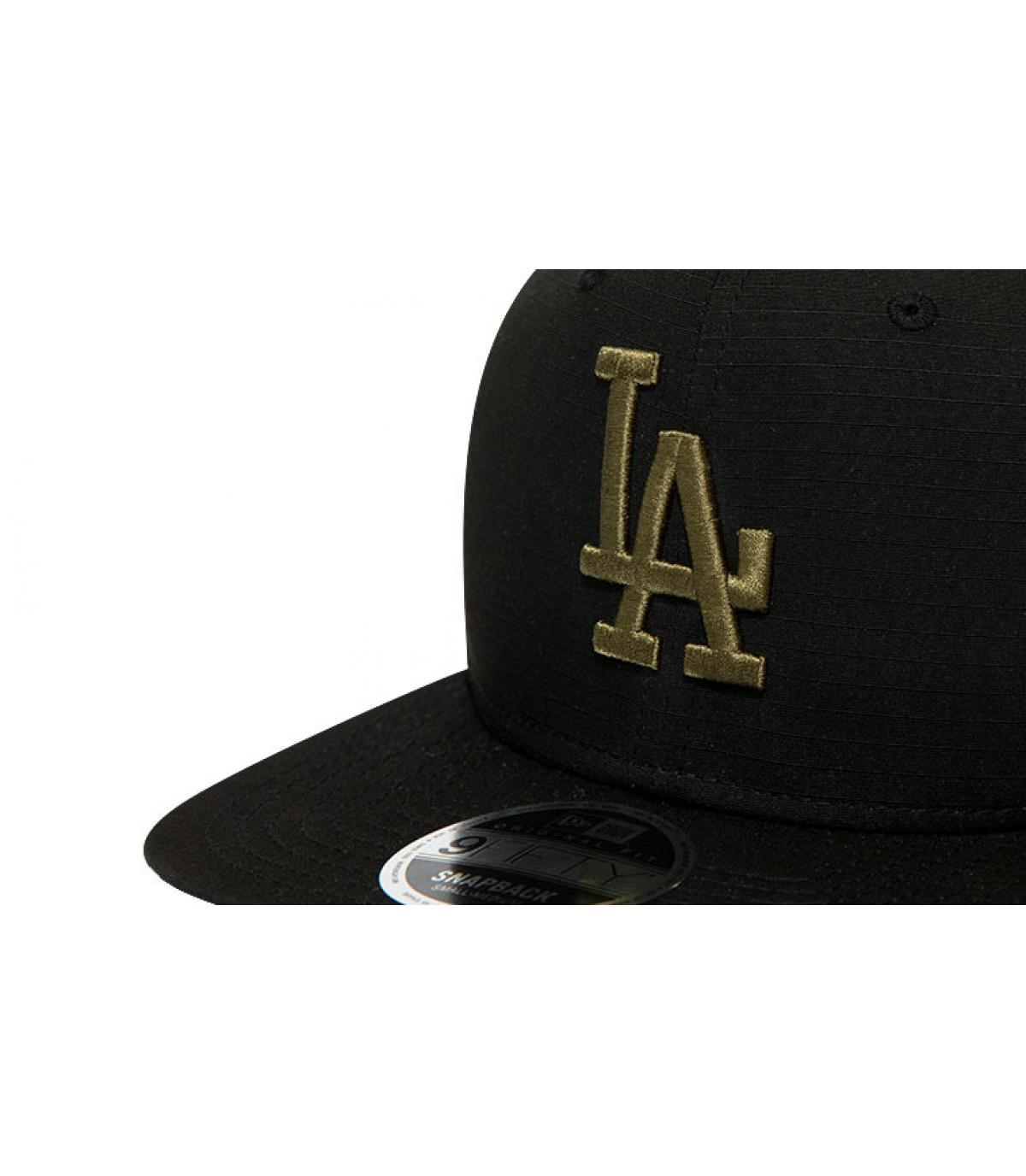 Détails Snapback MLB Utility LA 950 black olive - image 3