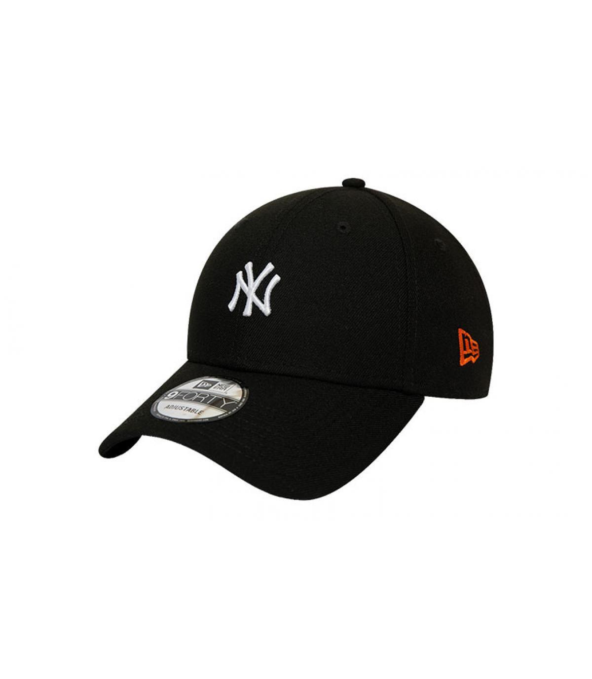 Détails Casquette MLB Tour NY 940 black - image 2