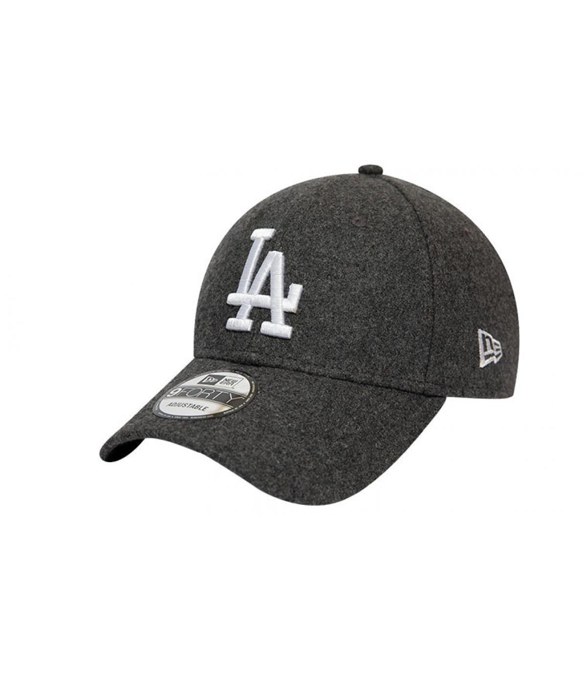 Détails Casquette MLB Melton LA 940 graphite - image 2