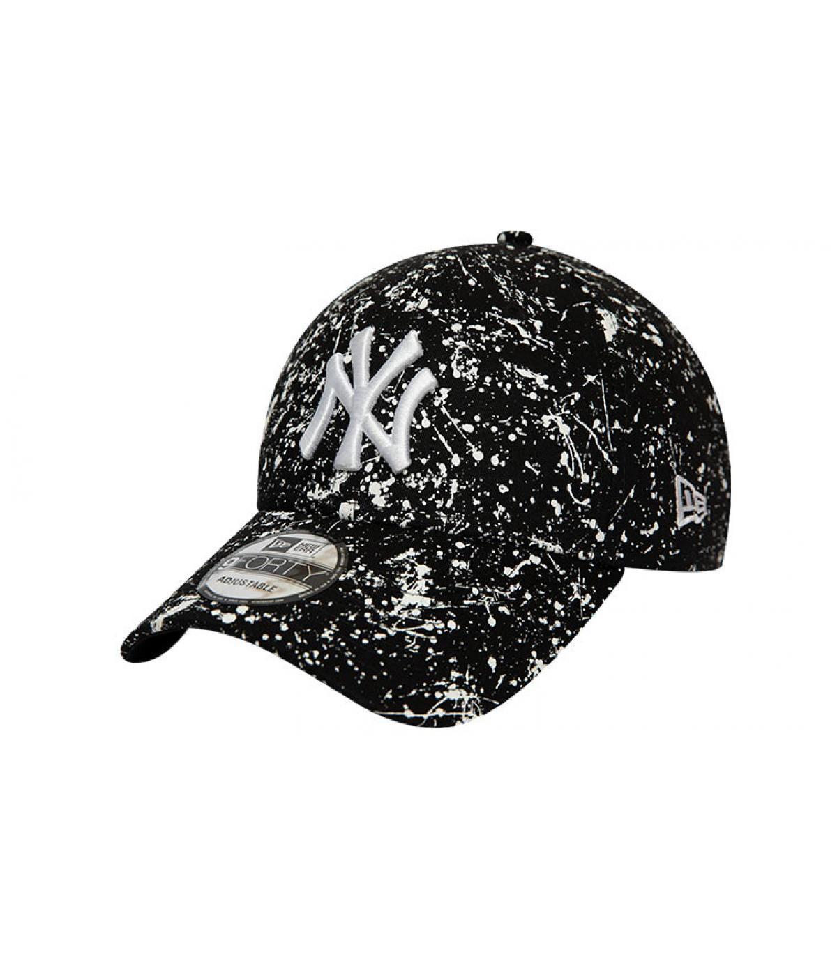 Détails Casquette MLB Paints NY 940 black - image 2