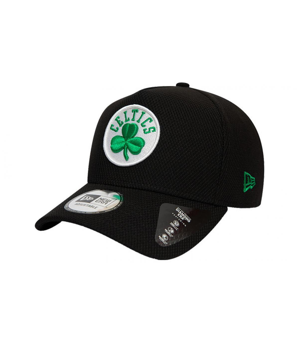 casquette Celtics noir logo