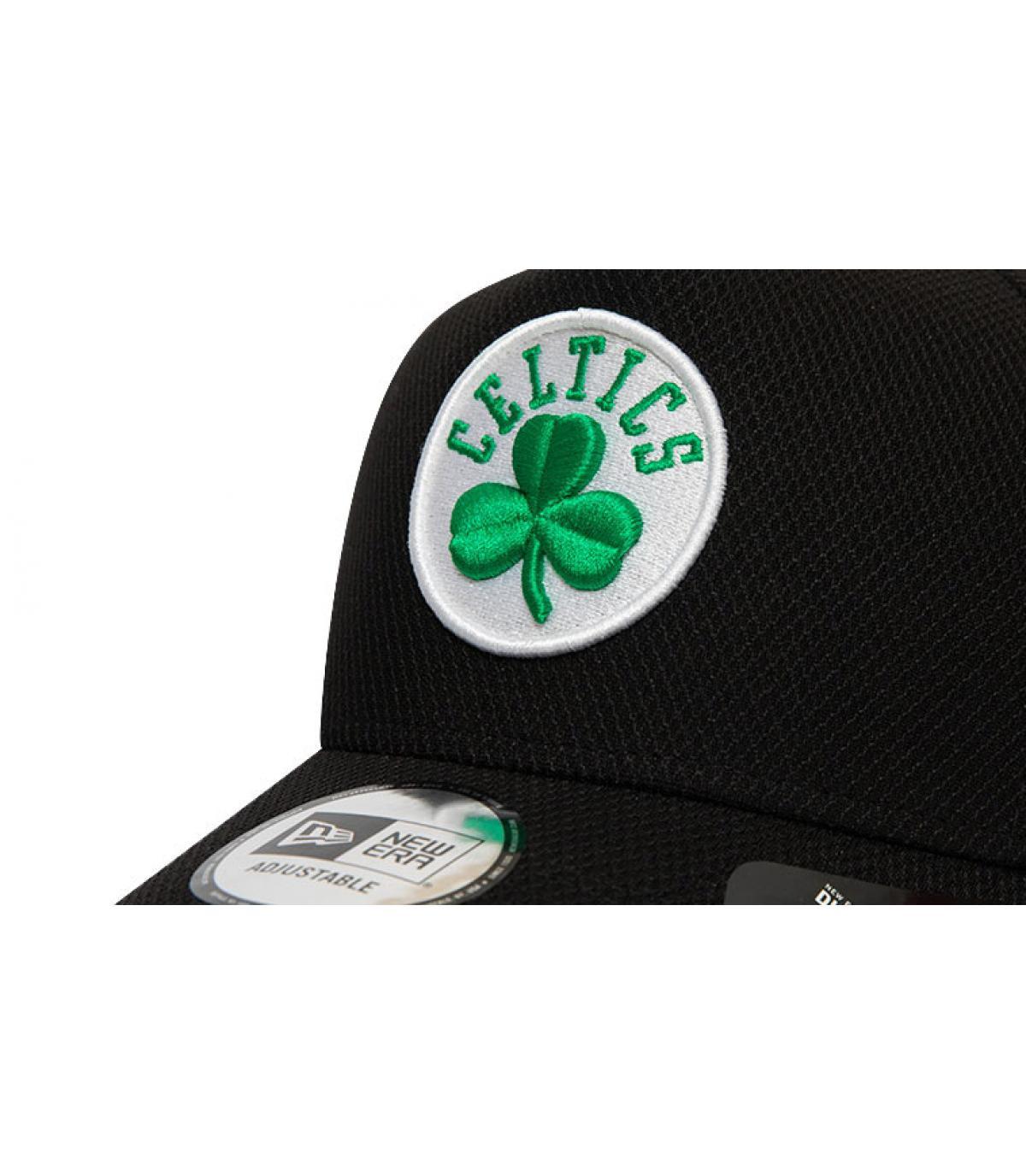 Détails Casquette League Ess Celtics Diamond Era Aframe - image 3