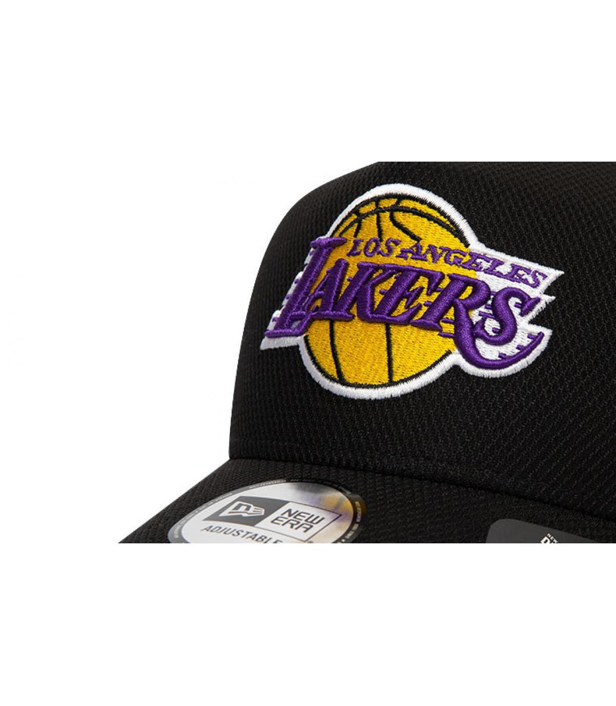 Détails Casquette League Ess Lakers Diamond Era Aframe - image 3