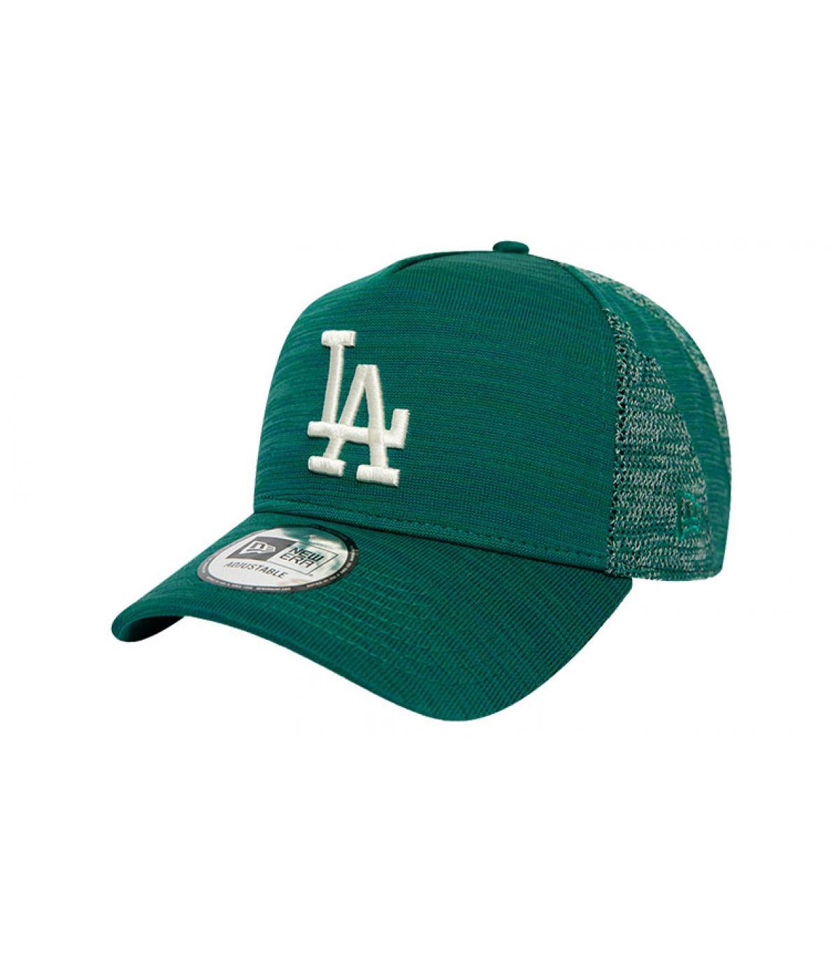 Détails Casquette Engineered Fit LA Aframe midnight green - image 2