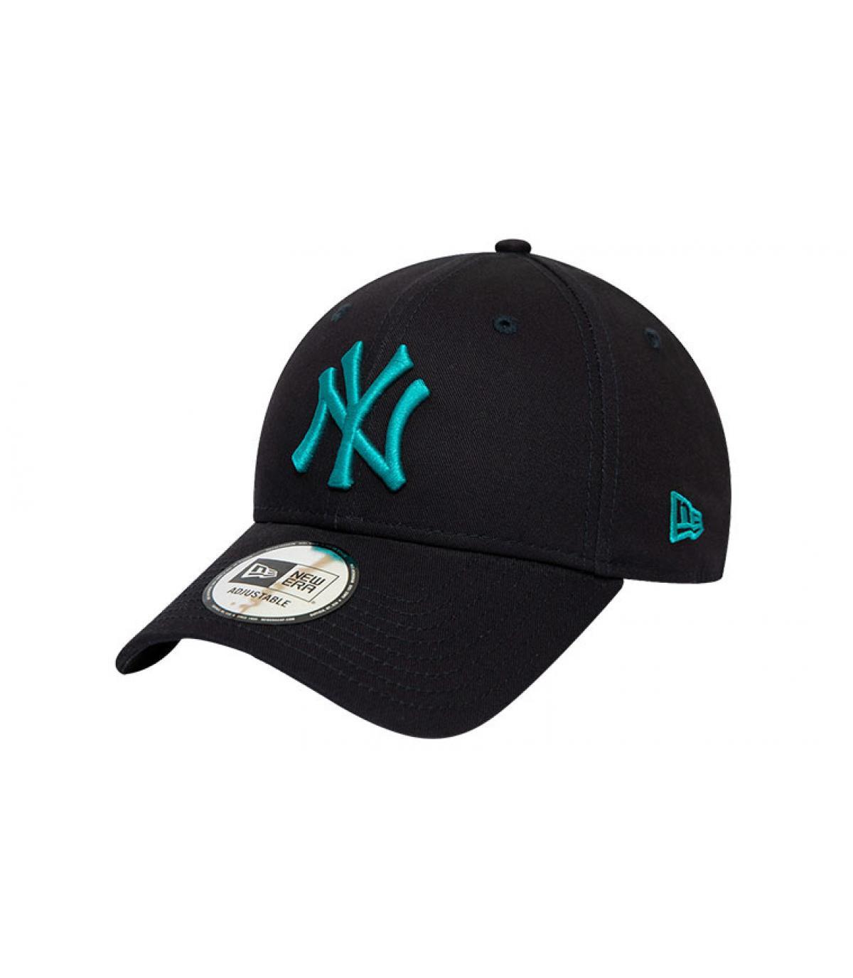 casquette enfant NY bleu