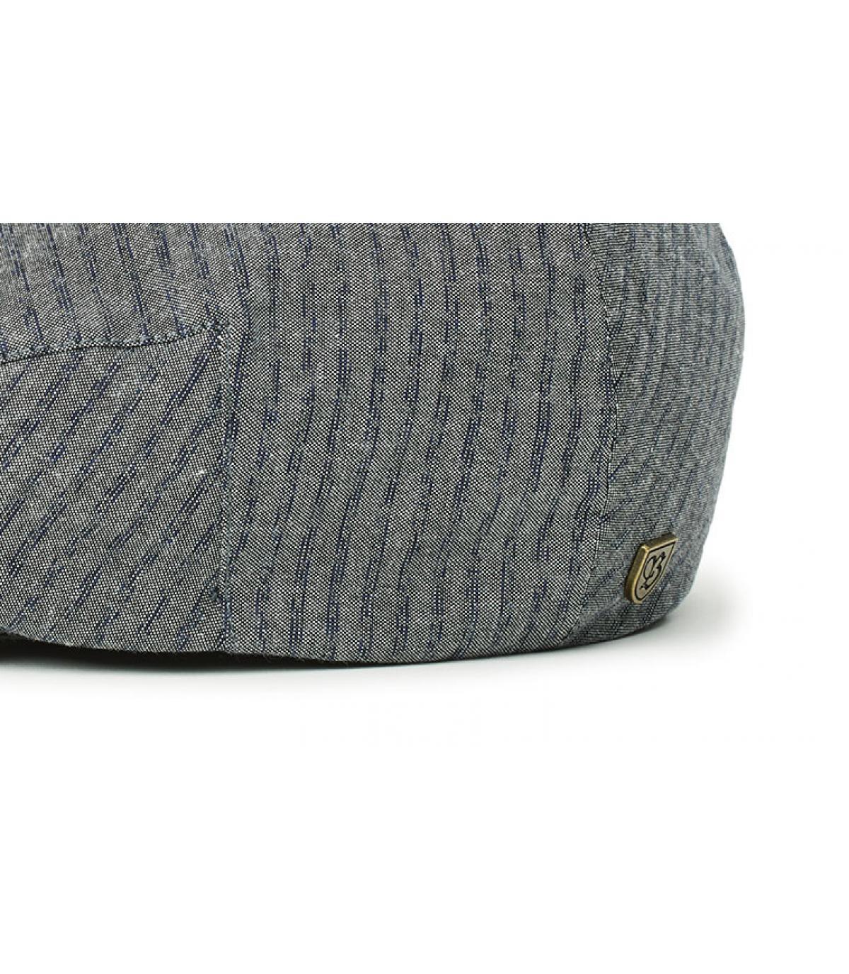Détails Hooligan grey navy - image 3