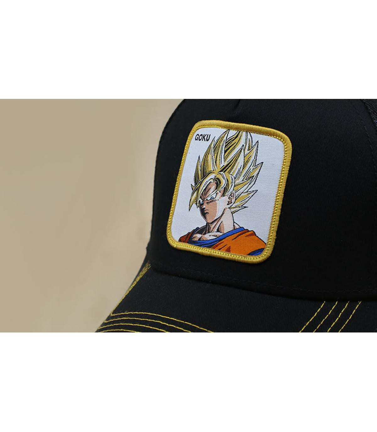 Détails Trucker DBZ Son Goku 2 - image 3