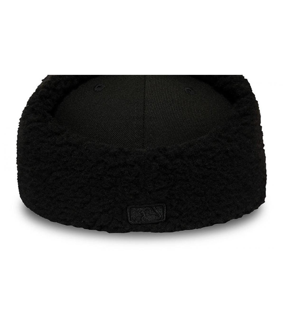 Détails Casquette League Ess Dogear NY 5950 black black - image 4