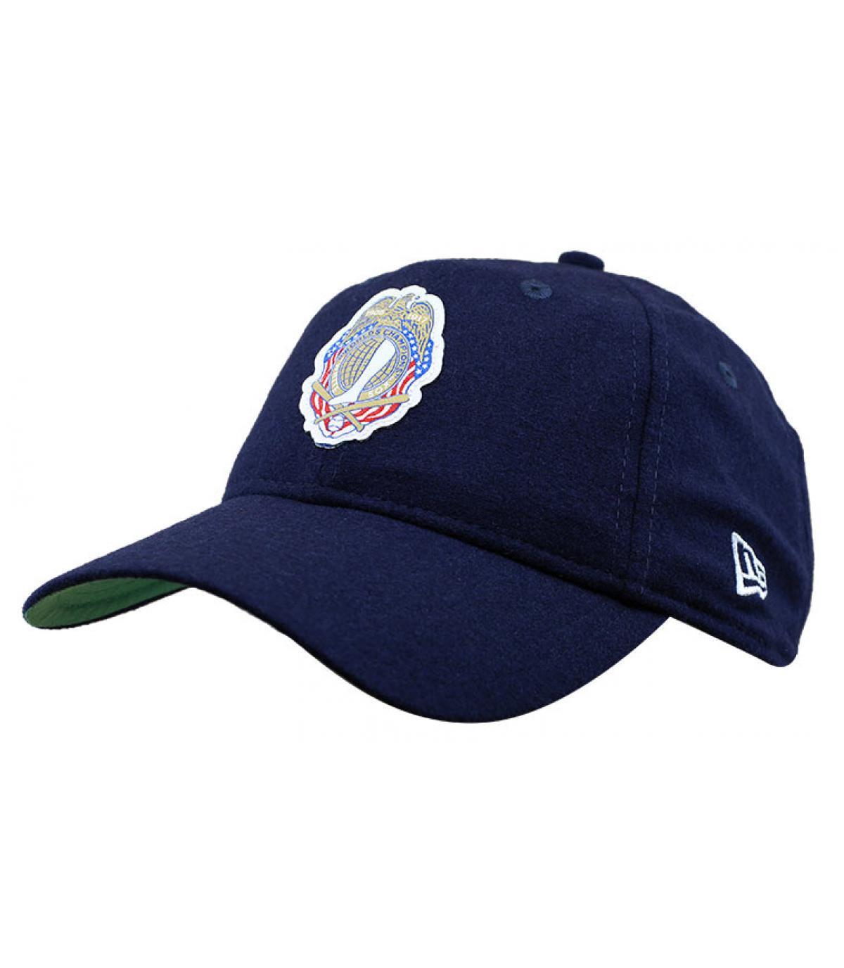 casquette Sox bleu
