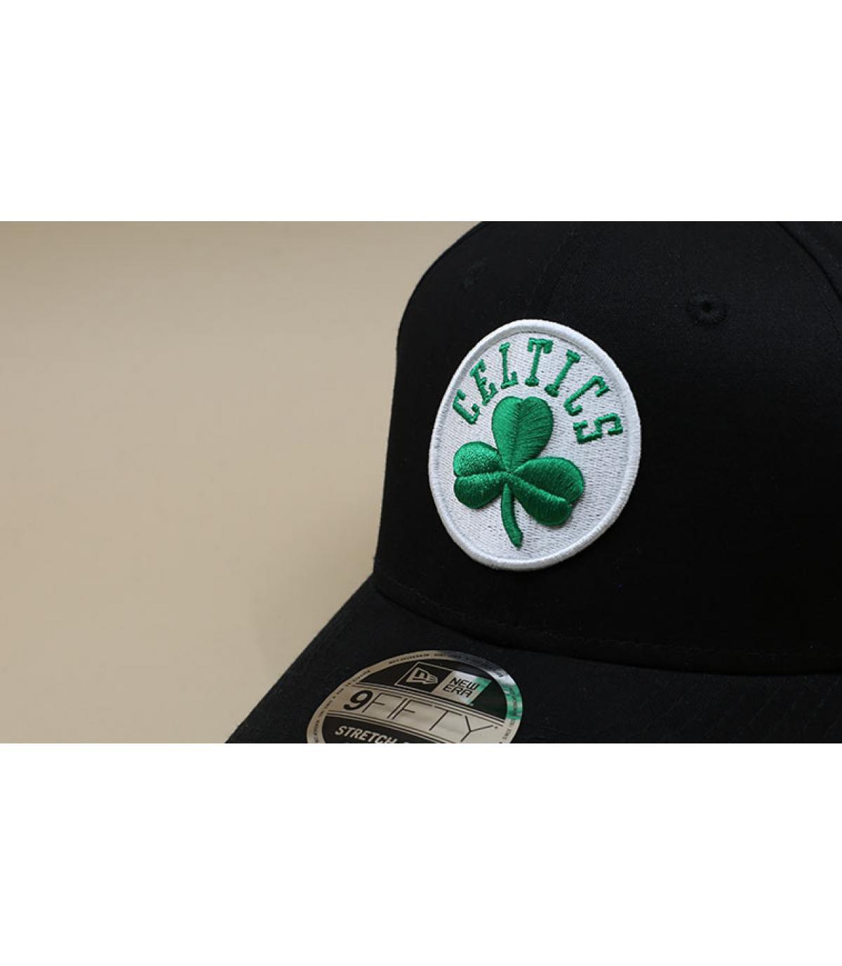 Détails Snapback Team Stretch Celtics 950 - image 3
