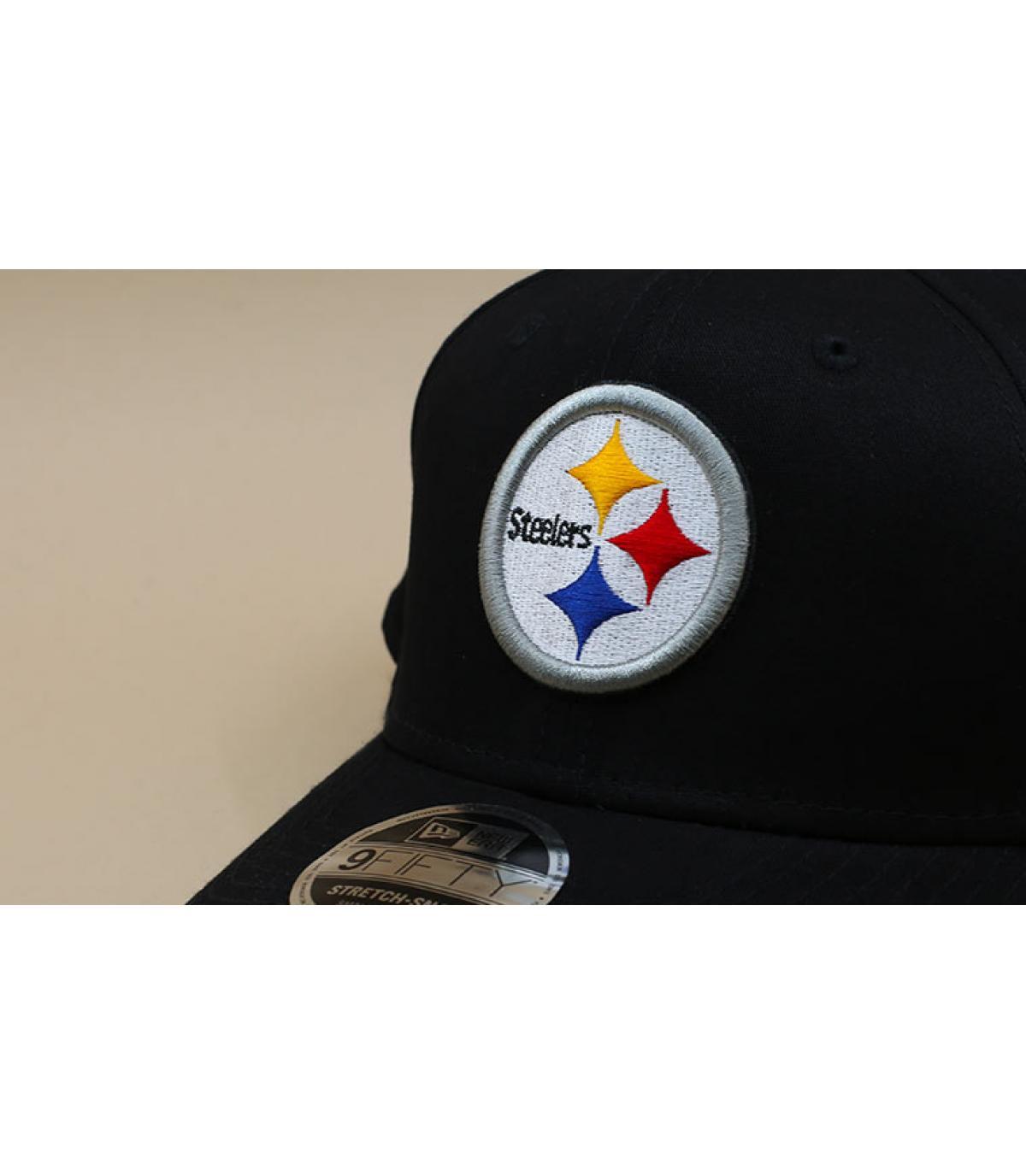 Détails Snapback Team Stretch Steelers 950 - image 3