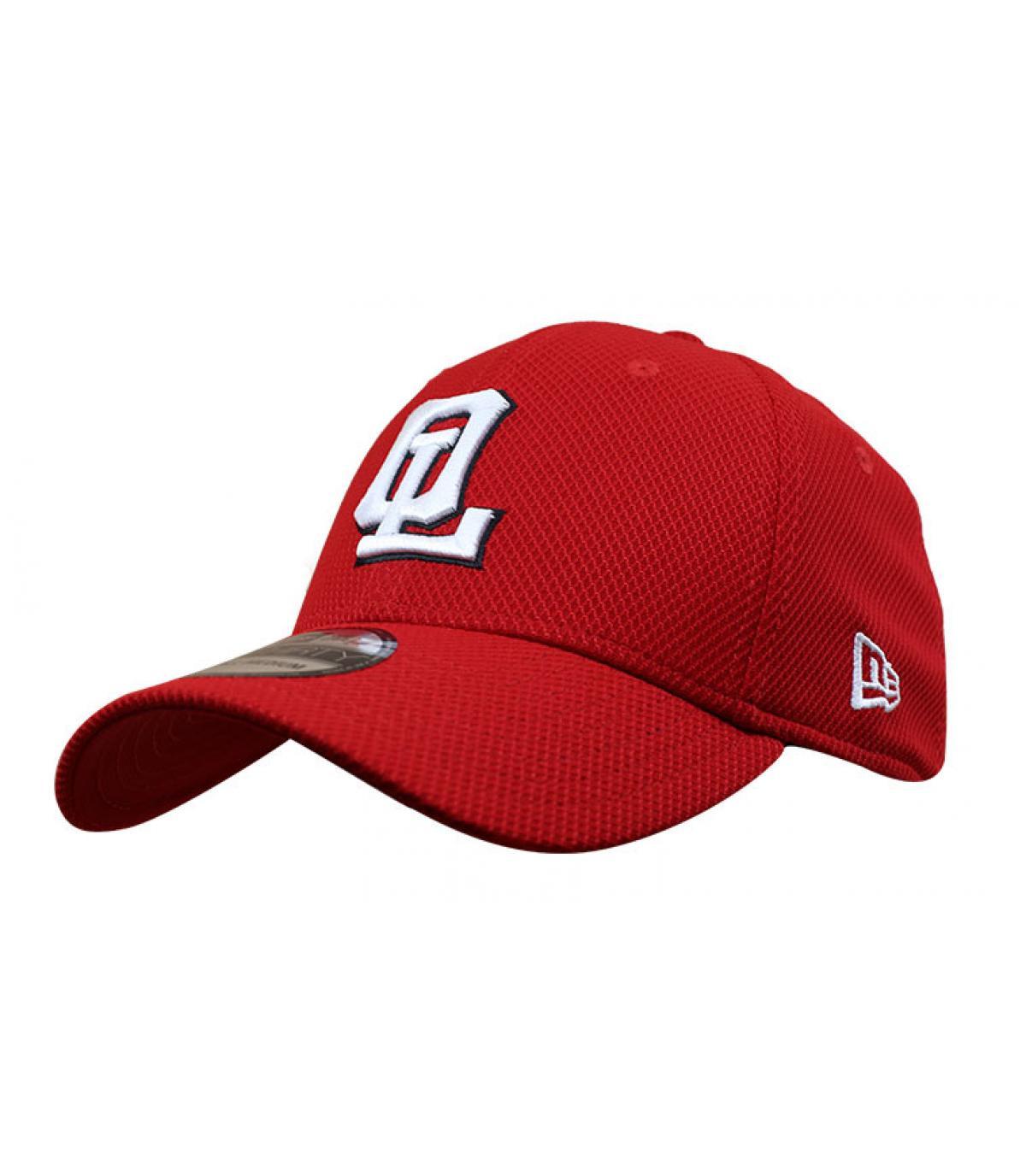 casquette OL rouge