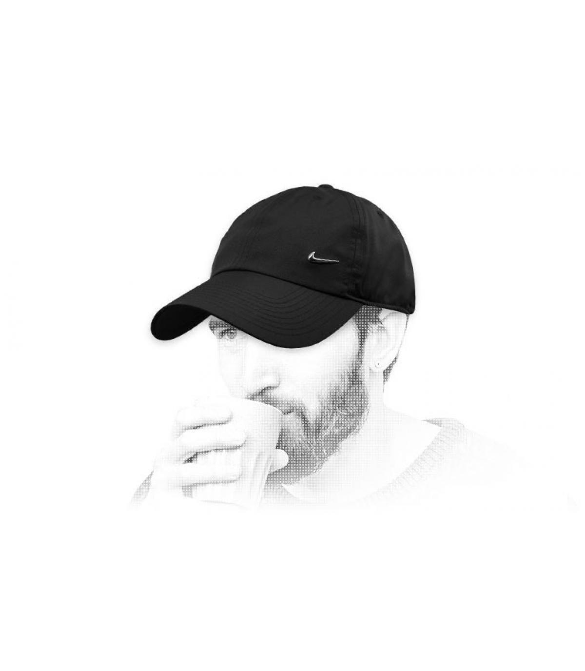casquette Nike noir