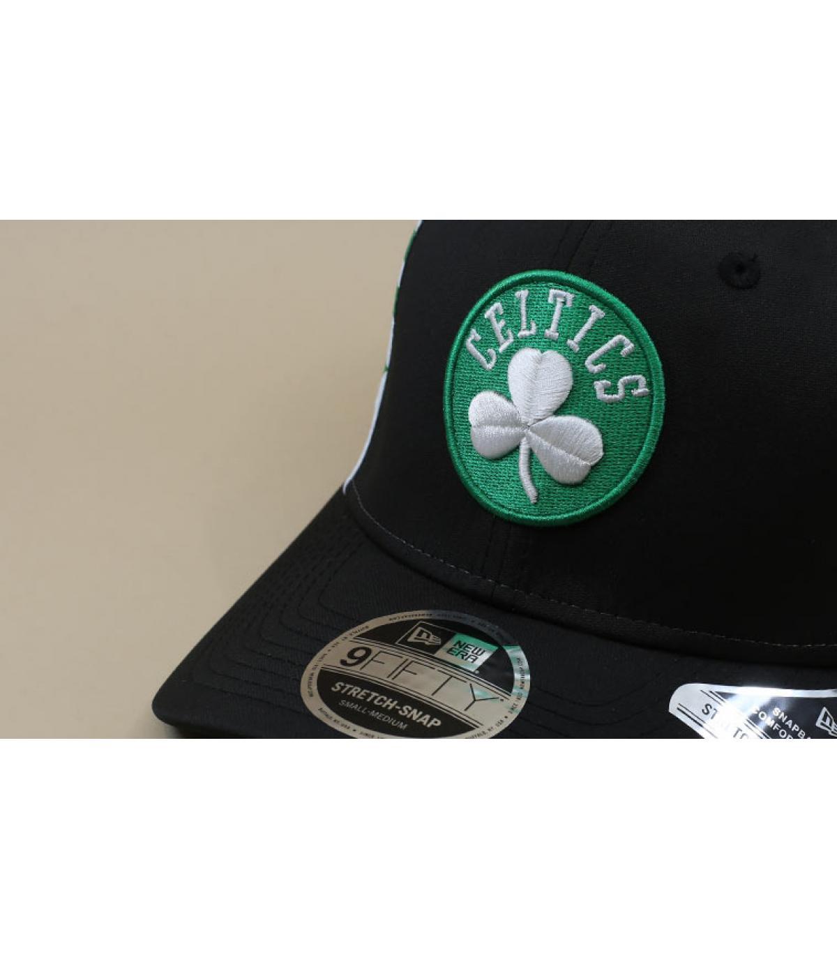 Détails Casquette NBA 950 Stretch Celtics - image 3