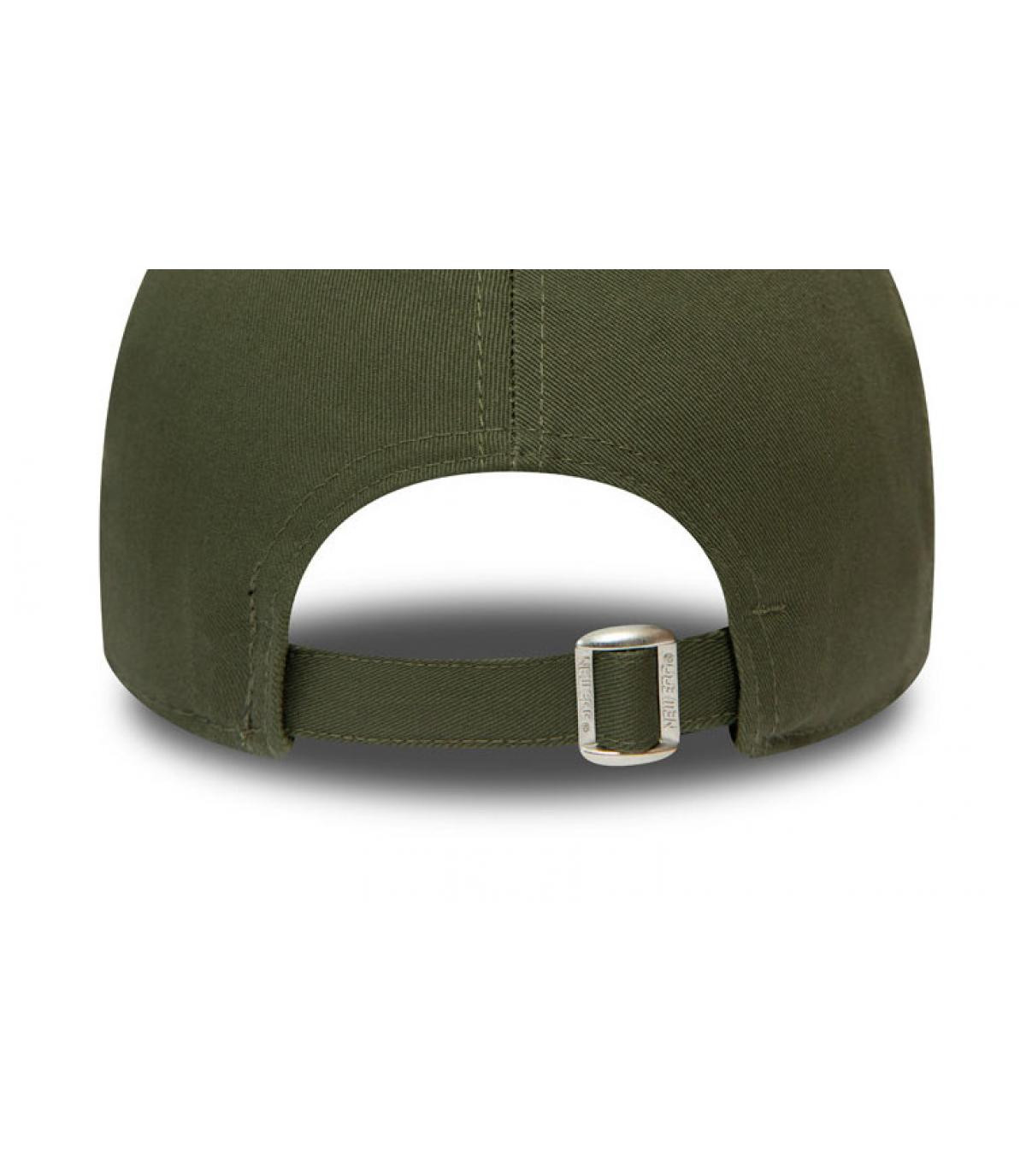 Détails Casquette Camo Infill 940 NY olive - image 3