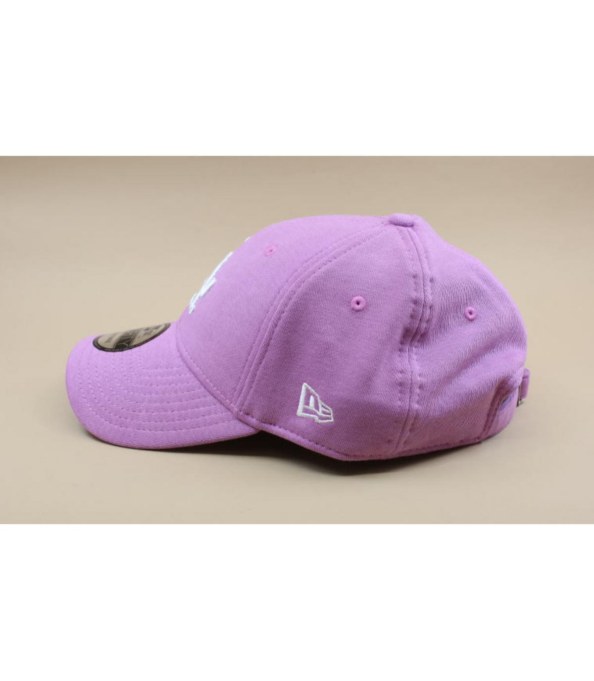 Détails Casquette Jersey Pack 940 LA pink - image 4